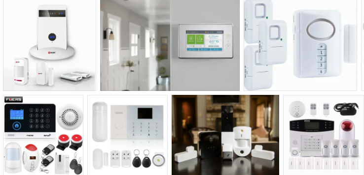 GE home security systems