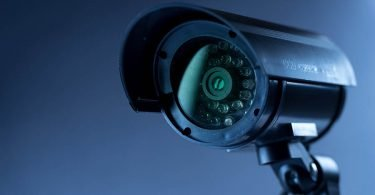 Infrared security camera systems