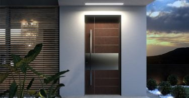Magnetic door contacts for security alarm systems